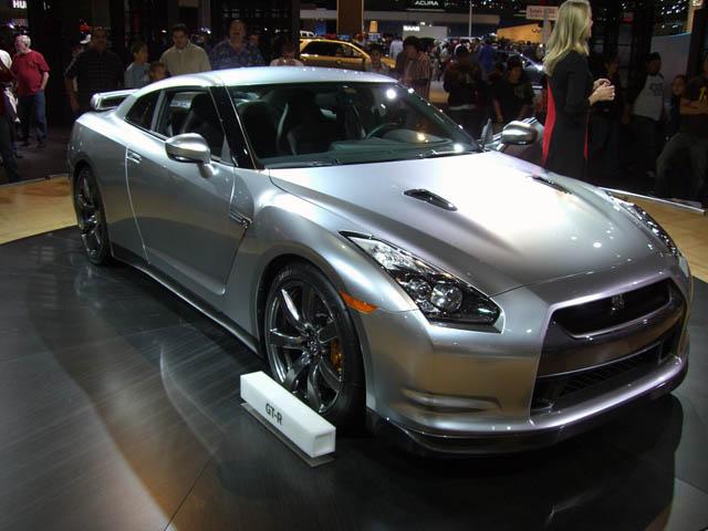 [Photo-Reportage] LA Auto Show (3.5mo) 10