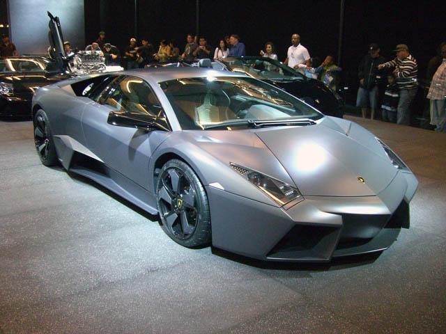 [Photo-Reportage] LA Auto Show (3.5mo) 29