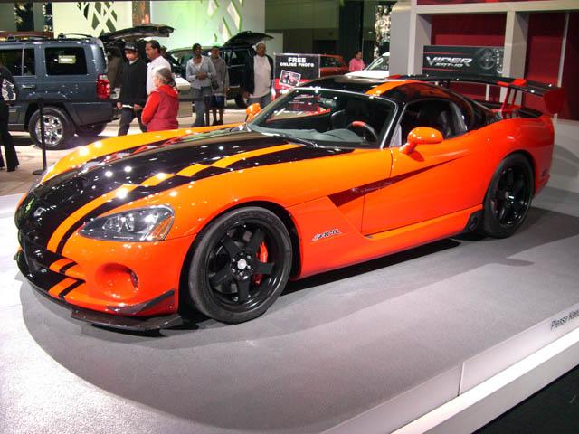 [Photo-Reportage] LA Auto Show (3.5mo) 4