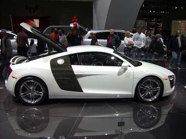 [Photo-Reportage] LA Auto Show (3.5mo) 6