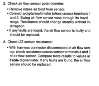 [BMW 318 is E36] Actuateur de ralenti et débitmètre M42debi2