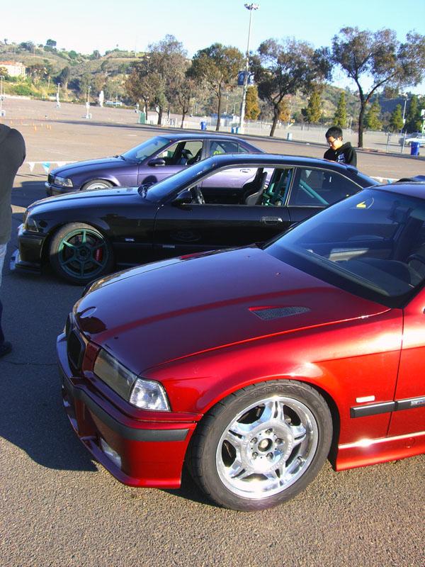 SDBMWCCA Autocross 01/02/09 (5mo!) CIMG5625r