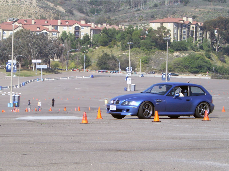 SDBMWCCA Autocross 01/02/09 (5mo!) CIMG5648r1