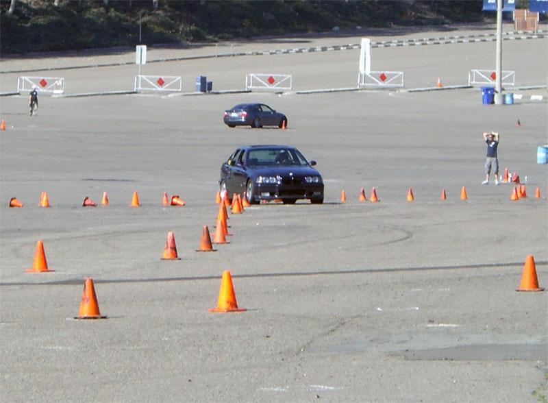 SDBMWCCA Autocross 01/02/09 (5mo!) CIMG5661r1