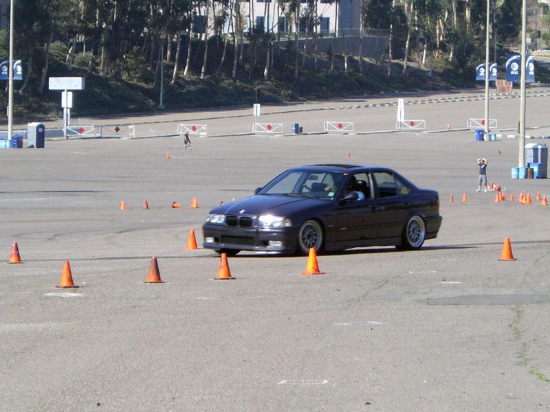 SDBMWCCA Autocross 01/02/09 (5mo!) CIMG5662r