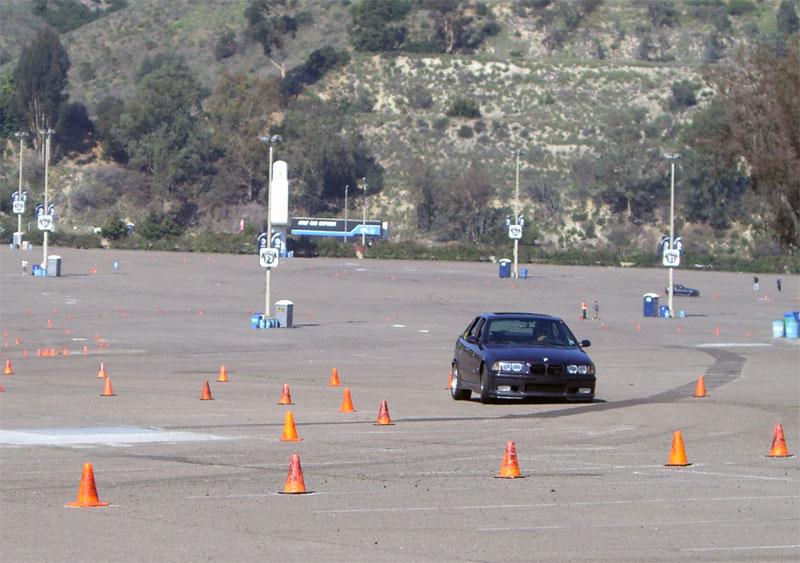 SDBMWCCA Autocross 01/02/09 (5mo!) CIMG5667r1