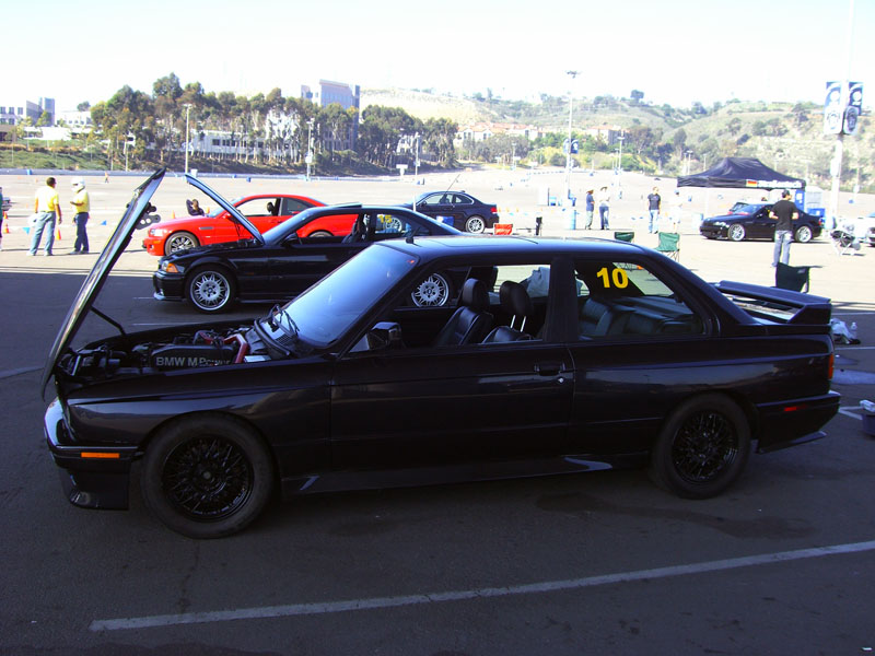 SDBMWCCA Autocross 01/02/09 (5mo!) CIMG5676r