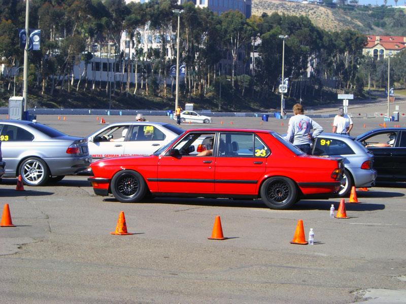 SDBMWCCA Autocross 01/02/09 (5mo!) CIMG5680r