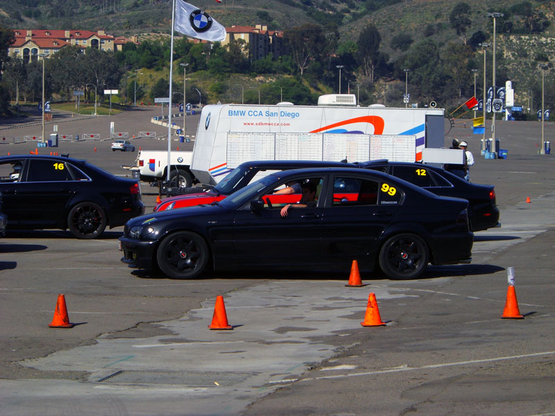 SDBMWCCA Autocross 01/02/09 (5mo!) CIMG5681r