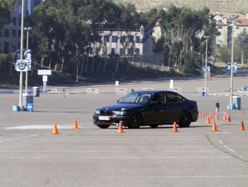 SDBMWCCA Autocross 01/02/09 (5mo!) CIMG5688r1