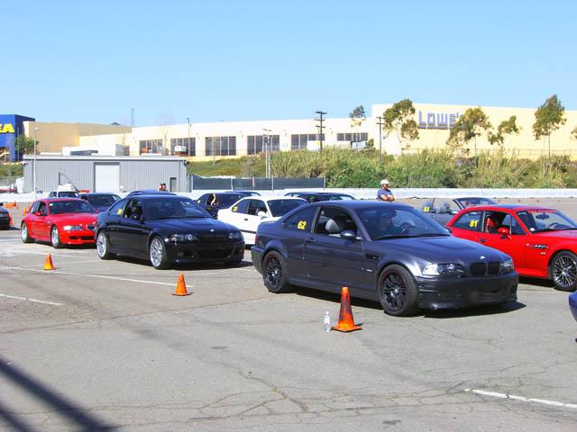 SDBMWCCA Autocross #2 CIMG3195