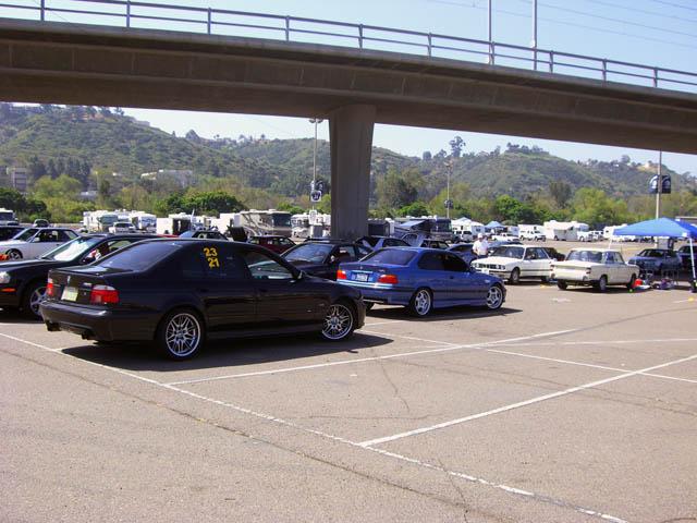 SDBMWCCA Autocross #3 CIMG3672