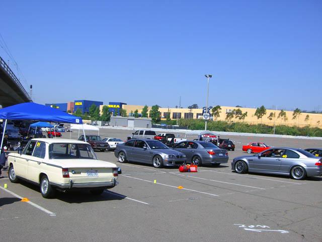 SDBMWCCA Autocross #3 CIMG3673