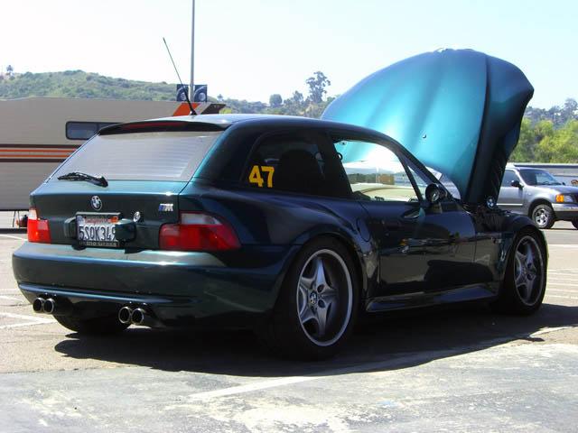 SDBMWCCA Autocross #3 CIMG3688