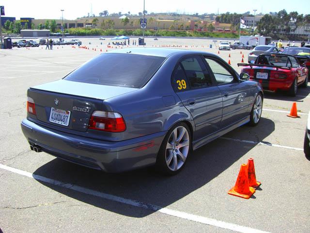 SDBMWCCA Autocross #3 CIMG3727