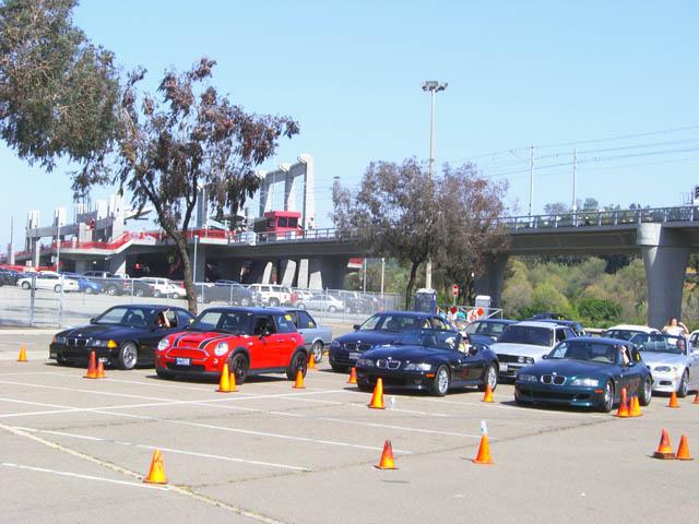 SDBMWCCA Autocross #3 CIMG3746
